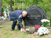 008 20 aastat Ali Rza-Kulijevi surmast. Foto: Urmas Saard