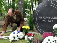 010 20 aastat Ali Rza-Kulijevi surmast. Foto: Urmas Saard