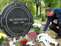 012 20 aastat Ali Rza-Kulijevi surmast. Foto: Urmas Saard