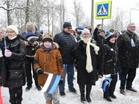 016 23. veebruar Anno Domini 2018 Pärnus. Foto: Urmas Saard