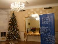 003 4. detsembri pidulik ajaloo- ja teabetund Poska majas. Foto Urmas Saard