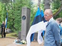 010 Jüri Seljamaa, 80 aastat Julius Seljamaa surmast. Foto: Urmas Saard