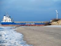 009 Aasta viimasel päeval Pärnu rannas Foto Urmas Saard
