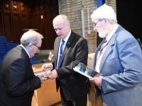 006 Aldo kals Tartu rahu sõlmimise 100. aastapäevale pühendatud konverentsil. Foto: Urmas Saard