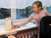 007 Alla koolitab Sindi noori tordi valmistajaid. Foto: Urmas Saard