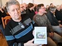 047 Ants Kaljuranna sajanda aastapäeva tähistamine. Foto: Urmas Saard