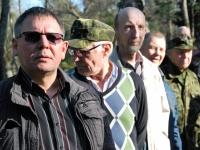 007 Arnold Tikmanni hauatähise taasavamisest. Foto: Urmas Saard