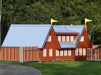 002 Aruvälja külakeskuse avamine. Foto: Urmas Saard