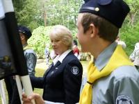 006 Audru kihelkonna kangelaste auks. Foto: Urmas Saard