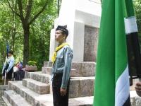 008 Audru kihelkonna kangelaste auks. Foto: Urmas Saard