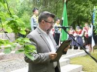 020 Audru kihelkonna kangelaste auks. Foto: Urmas Saard