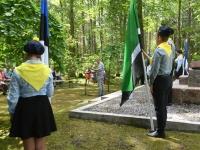 032 Audru kihelkonna kangelaste auks. Foto: Urmas Saard
