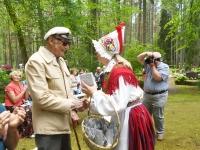 035 Audru kihelkonna kangelaste auks. Foto: Urmas Saard