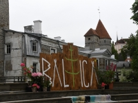 001 Baltica 2019 Tornide väljaku pärimuskülas. Foto: Urmas Saard