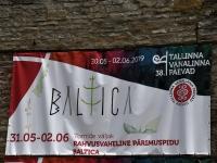 004 Baltica 2019 Tornide väljaku pärimuskülas. Foto: Urmas Saard