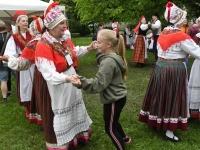 059 Baltica 2019 Tornide väljaku pärimuskülas. Foto: Urmas Saard