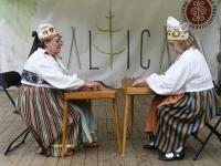 064 Baltica 2019 Tornide väljaku pärimuskülas. Foto: Urmas Saard