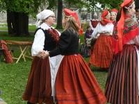 072 Baltica 2019 Tornide väljaku pärimuskülas. Foto: Urmas Saard