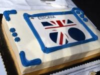 007 Briti pop-up saatkonnad Paides. Foto: Urmas Saard