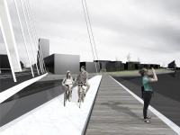 002 Britt Vaheri 3D visualiseering Pärnu kolmandast sillast
