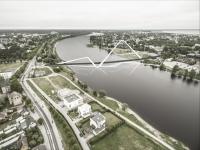 003 Britt Vaheri 3D visualiseering Pärnu kolmandast sillast