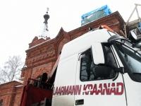 034 EAÕK Suure-Jaani kiriku taastamine. Foto: Urmas Saard