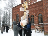 040 EAÕK Suure-Jaani kiriku taastamine. Foto: Urmas Saard