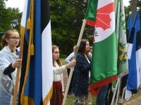 011 Eesti lipu 134. aastapäev Sindis. Foto: Urmas Saard