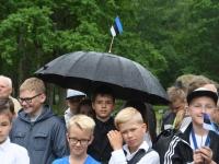 015 Eesti lipu 134. aastapäev Sindis. Foto: Urmas Saard