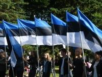 006 Eesti lipu 134. sünnipäev Pärnus. Foto: Urmas Saard