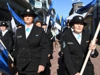 017 Eesti lipu 134. sünnipäev Pärnus. Foto: Urmas Saard
