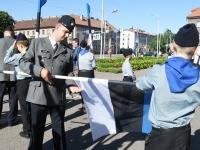 023 Eesti lipu 134. sünnipäev Pärnus. Foto: Urmas Saard