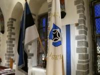 010 Eesti Muinsuskaitse Seltsi 30. aastapäeva tähistamine Tallinna Raekojas. Foto: Urmas Saard