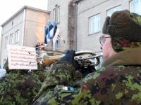 008 Eesti Vabariigi 100. juubeli hommik Sindis. Foto: Urmas Saard