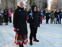 032 Eesti Vabariigi 100. juubeli hommik Sindis. Foto: Urmas Saard