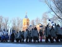 047 Eesti Vabariigi 100. juubeli hommik Sindis. Foto: Urmas Saard