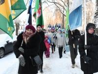 051 Eesti Vabariigi 100. juubeli hommik Sindis. Foto: Urmas Saard