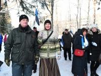 061 Eesti Vabariigi 100. juubeli hommik Sindis. Foto: Urmas Saard