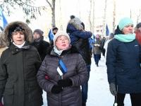 063 Eesti Vabariigi 100. juubeli hommik Sindis. Foto: Urmas Saard