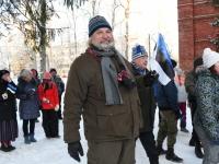 069 Eesti Vabariigi 100. juubeli hommik Sindis. Foto: Urmas Saard