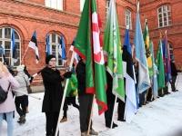 070 Eesti Vabariigi 100. juubeli hommik Sindis. Foto: Urmas Saard