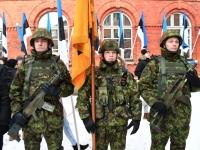 072 Eesti Vabariigi 100. juubeli hommik Sindis. Foto: Urmas Saard