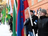 074 Eesti Vabariigi 100. juubeli hommik Sindis. Foto: Urmas Saard