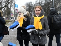 001 Eesti Vabariigi 101. aastapäeva paraad. Foto: Urmas Saard