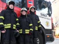 001 Eesti Vabariigi 101. aastapäeva tähistamine Sindis. Foto: Urmas Saard
