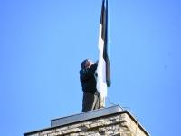 013 Eesti Vabariigi 101. aastapäeva tähistamine Sindis. Foto: Urmas Saard