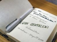018 Egon Gentaleni isikunäituse avamine. Foto: Urmas Saard