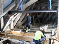 009 Eliisabeti kiriku renoveerimine. Foto: Urmas Saard
