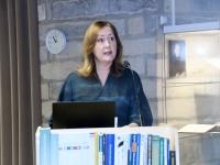 001 Emakeelepäeva konverents Rahvusraamatukogus. Foto: Urmas Saard