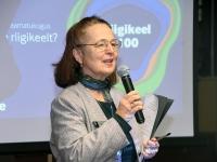 004 Emakeelepäeva konverents Rahvusraamatukogus. Foto: Urmas Saard